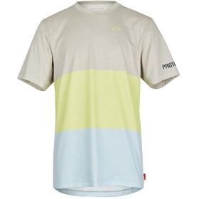Protective P-Vision T-Shirt Herre grey melange